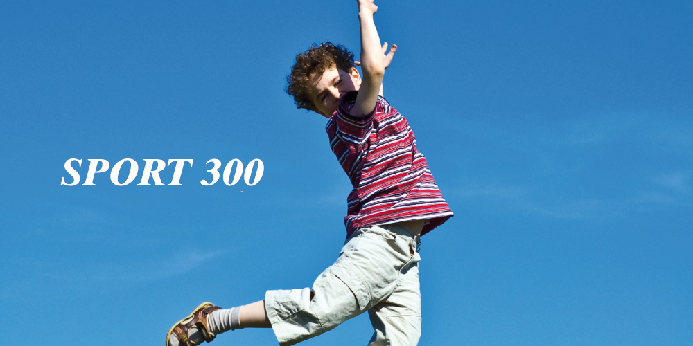 Sport 300 series for kids